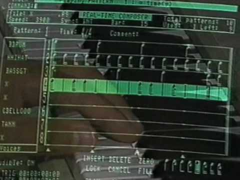 FAIRLIGHT DEMONSTRATION