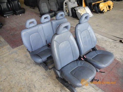 MBA-3 - Mercedes A-Class - кожаный салон