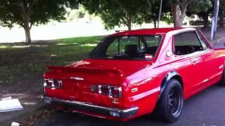getlinkyoutube.com-How to Import a Hakosuka 1972 Skyline GT-R Clone from Japan? Call Edward Lee's