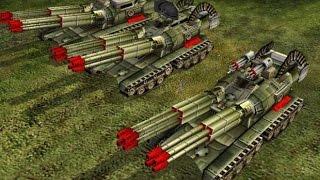 getlinkyoutube.com-Generals Zero Hour : Challenge( Hard ) - Super Weapon vs. USA Air force - Contra 008