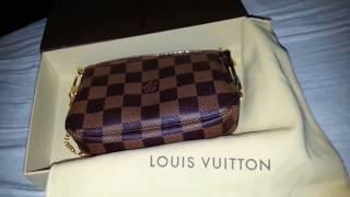 getlinkyoutube.com-LV Mini Pochette & Cosmetic Pouch Unboxing♥2014