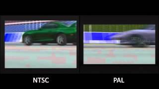 getlinkyoutube.com-PAL vs. NTSC! - Gran Turismo (PSX)