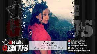Alaine - Favourite Boy