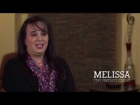 CNY Fertility Client Testimonials Melissa M