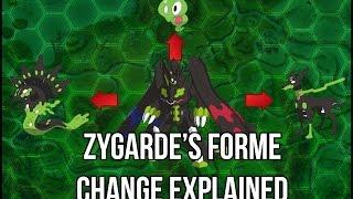 getlinkyoutube.com-The Gimmick Behind Zygarde's New Formes! - Pokemon Theory