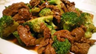getlinkyoutube.com-Beef with Broccoli