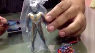 getlinkyoutube.com-ULTRA ZERO FIGHT 3 มินิซอฟท์ โมเดล