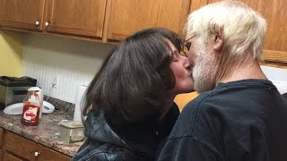 getlinkyoutube.com-ANGRY GRANDPA'S FIRST KISS!