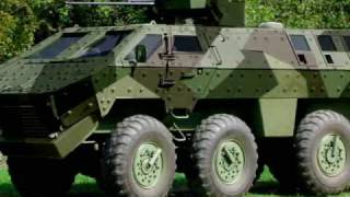 getlinkyoutube.com-New-2009 Serbian Armoured fighting vehicle MRAP - Visenamensko Borbeno Oklopno Vozilo ''Lazar'' HD