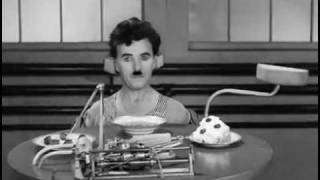 getlinkyoutube.com-Charlie Chaplin - Eating Machine