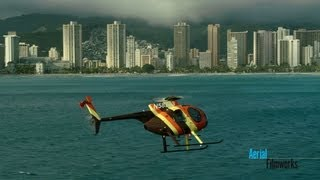 """getlinkyoutube.com-The """"New"""" Magnum PI Helicopter in Hawaii"""