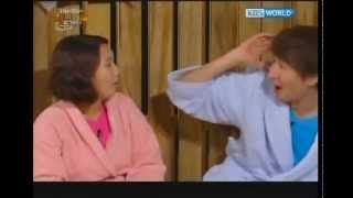 Lee Kwangsu funny way of flirting (VERY FUNNY) (ENG SUB)