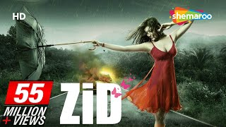Zid (2014) HD   Mannara   Karanvir Sharma   Shraddha Das   Hindi Full Movie   (With Eng Subtitles)