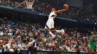 NBA Dunk Mix of all time - The Great Compilation (HD)