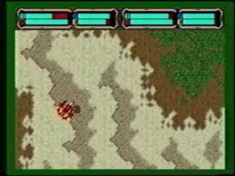 Classic Game Room HD - HERZOG ZWEI on Sega Genesis Part 4