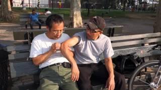 getlinkyoutube.com-1077 Luo dong spiritual massage 精神治療按摩