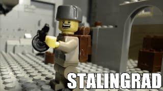 getlinkyoutube.com-Lego WW2: Battle of Stalingrad