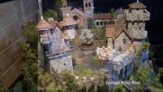 Maqueta Aldea Medieval