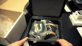 getlinkyoutube.com-Audeze LCD 2 Headphone Unboxing