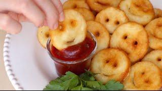 getlinkyoutube.com-طريقه عمل البطاطس المقليه للاطفال مطبخ ساسى