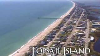 getlinkyoutube.com-Topsail Island, NC Video Tour and Overview of our beach