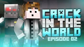 getlinkyoutube.com-Minecraft: Crack in the World - Episode 2 - Four Bombs!