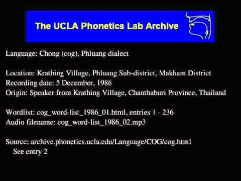 Chong audio: cog_word-list_1986_02