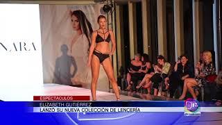 Elizabeth Gutiérrez lanza nueva colección de lencería