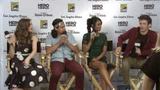 getlinkyoutube.com-'The Flash': Comic Con 2015