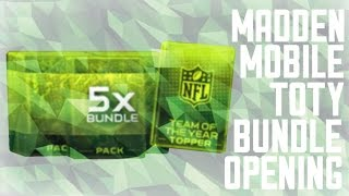 getlinkyoutube.com-MADDEN MOBILE TEAM OF THE YEAR BUNDLE OPENING