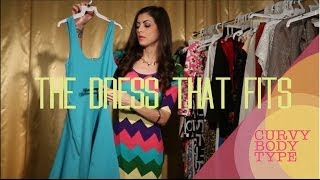 getlinkyoutube.com-Style Tips: How to Choose a Dress That Fits Your Body Type
