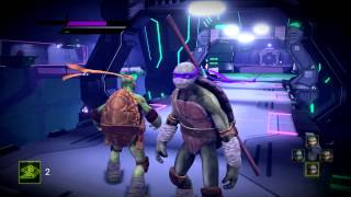 Teenage Mutant Ninja Turtles: Out of the Shadows Chapter 4