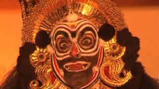 getlinkyoutube.com-Yakshagana: Karki traditional hennu bannada oddolaga