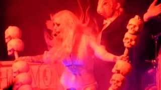 getlinkyoutube.com-In This Moment - Beast Within - Live 2013 - HD