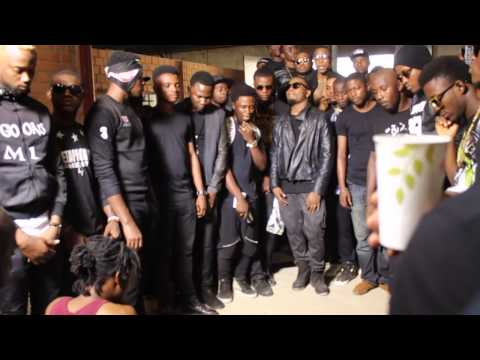 Olamide | Awon Goons Mi Behind The Scenes