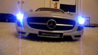 getlinkyoutube.com-Mercedes Benz SLS AMG