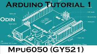 getlinkyoutube.com-Arduino DIY: MPU 6050 Tutorial - Arduino Uno [Gyro&Accelero](3D Teapot Demo)