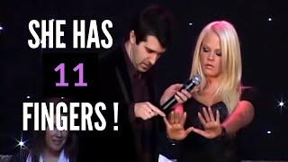 getlinkyoutube.com-Hypnotized Blonde Girl Thinks She Has 11 Fingers