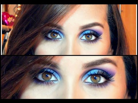 Look Atrevido - Maquillaje Colorido ♥ Mery Alicee