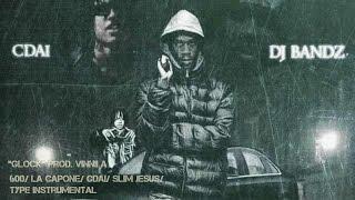 "getlinkyoutube.com-""GLOCK"" [Drill/CDAI/LA Capone/Slim Jesus/600 type beat] (Prod. @VinniiA_ )"