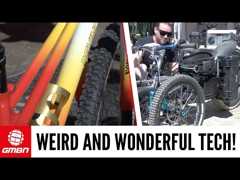Weird and Wonderful Tech | GMBN At Sea Otter