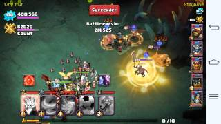 getlinkyoutube.com-Clash Of Lords 2 100% Win Arena