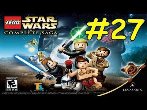 Lego Star Wars The Complete Saga Walkthrough Episode 5 Chapter 3 Falcon Flight