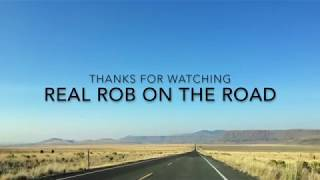 Real Rob On The Road - episode #1