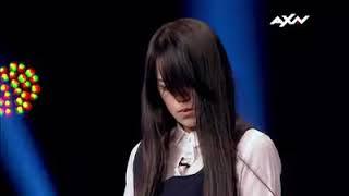 Asia's Got Talent Scary.  riana indonasia