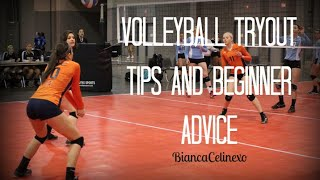 getlinkyoutube.com-Volleyball tryout tips♡