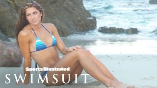 getlinkyoutube.com-Alex Morgan: Behind The Scenes In Guana Island 2014 | Sports Illustrated Swimsuit