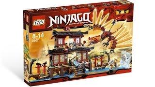 getlinkyoutube.com-레고 닌자고 2507 불의신전 리뷰(Lego 2507 Review  Ninjago Fire Temple)