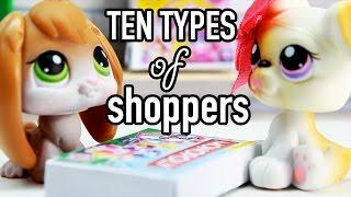getlinkyoutube.com-LPS - 10 Types of Shoppers