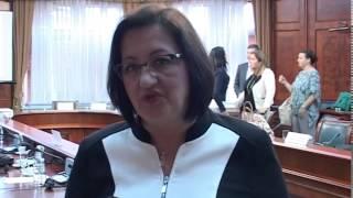 Снежана Богосављевић Бошковић, министар пољопривреде и заштите животне средине ,друга седница Националног савета за климатске промене